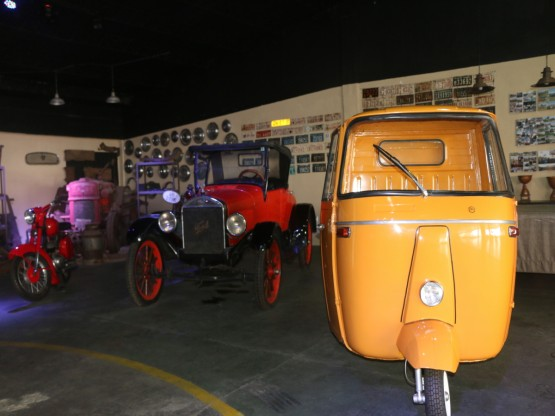 Museo del Touring y Automóvil Club Paraguayo