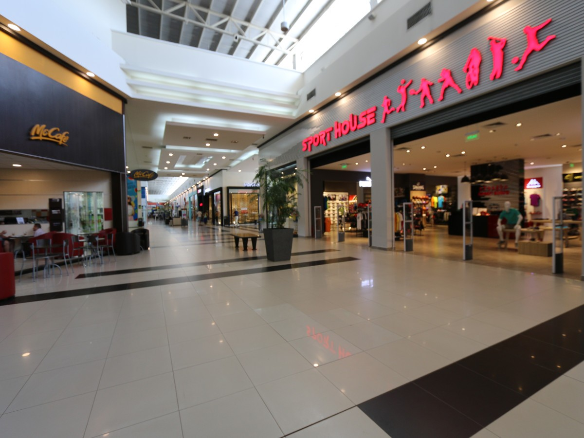 Shopping Mariano Roque Alonso